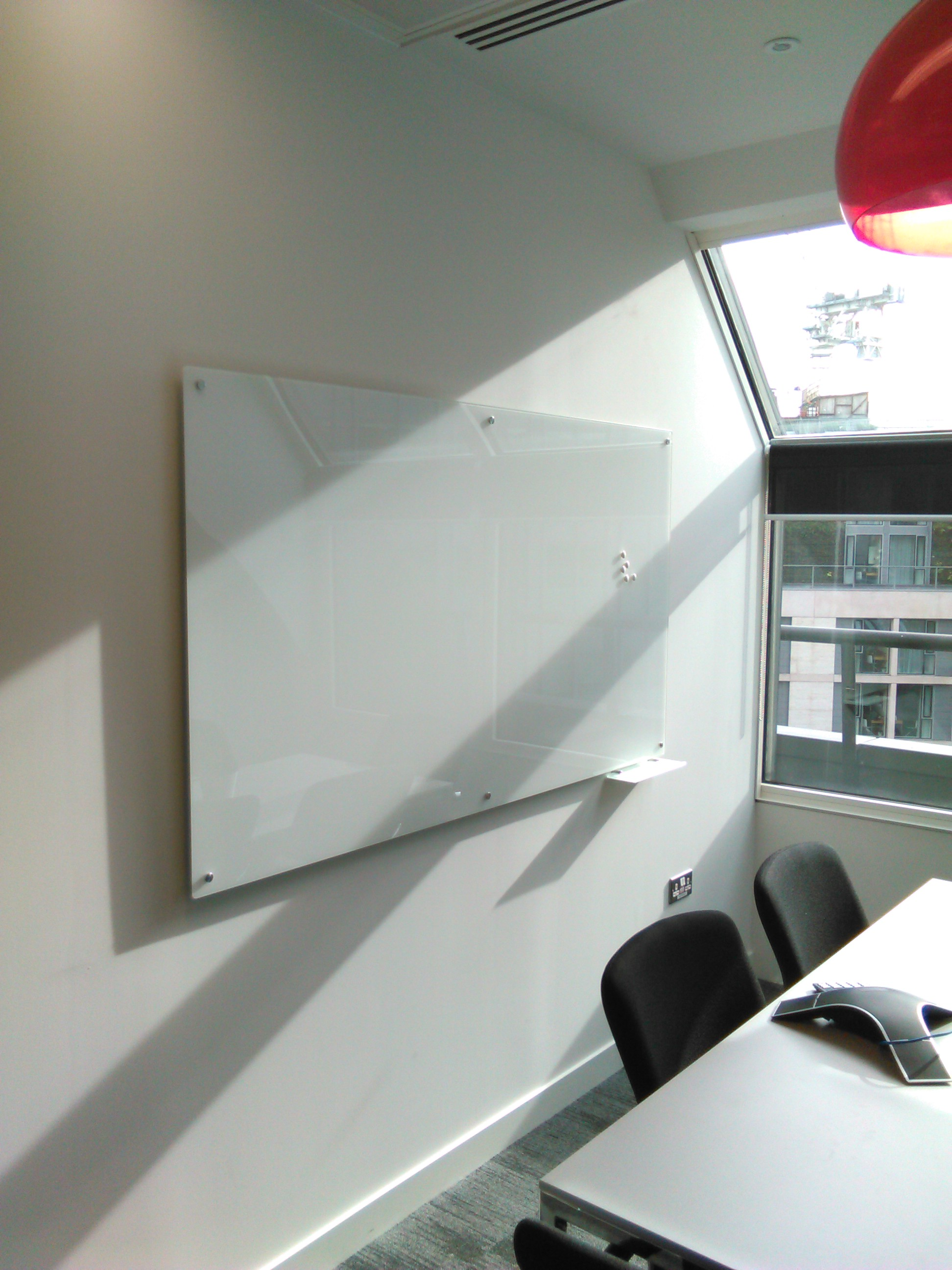 Office Magnetic Wipe Board