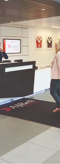 Branded Floor Mats, Printed Floor Mats