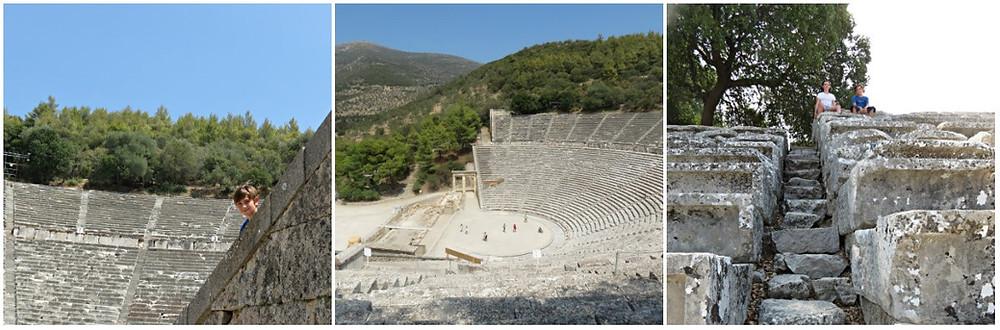 Epidaurus , peloponnese , Greece