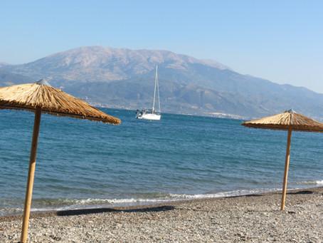 הטיול הראשון שלנו ביוון