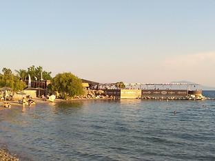 Volos beach