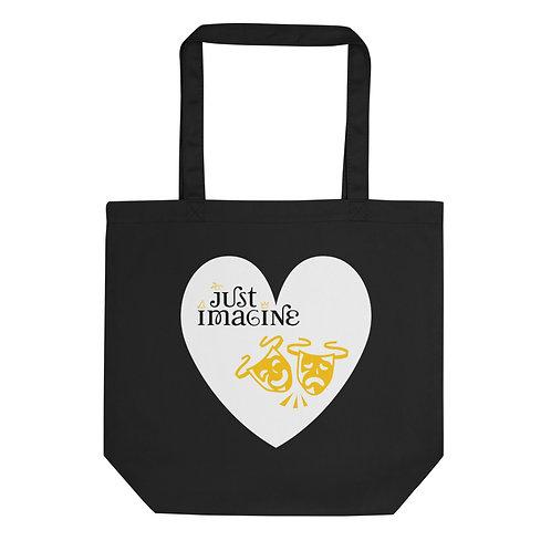 Love Just Imagine Eco Tote Bag