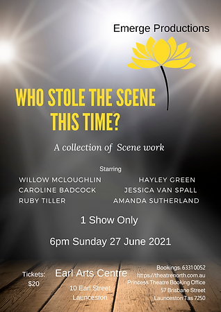 Emerge Productions -Who stole the Scene