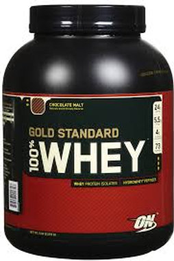 ON 100% WHEY GOLD DBL RICH CHOC 909G