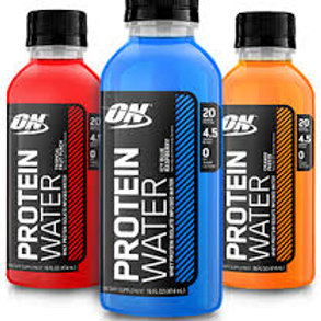 ON PROTEIN WATER FRUIT PUNCH 16OZ 12CT