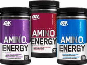 ON AMINO ENERGY BLUE RASPBERRY 585G
