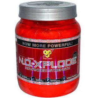 BSN NO XPLODE GRAPE 833G