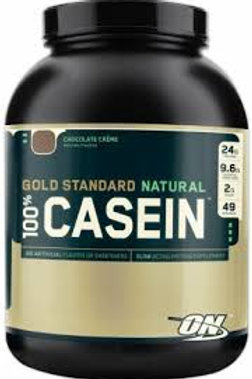 ON 100% NATURAL CASEIN GS VANILLA 1.81KG