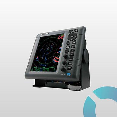 FURUNO - MULTI COLOR LCD RADAR