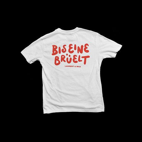 """Shirt """"Bis eine Brüelt"""" 7-8 3/4"""