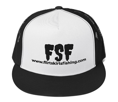 FSF Black SnapBack