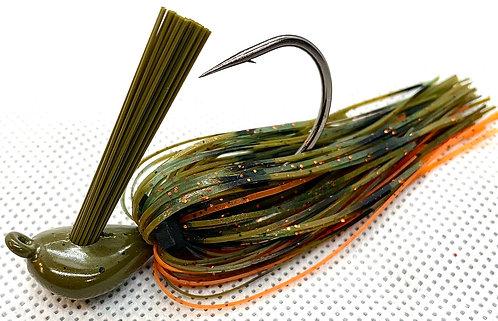 FSF Flippin Jig*  Color: AZ Craw 1/2oz.