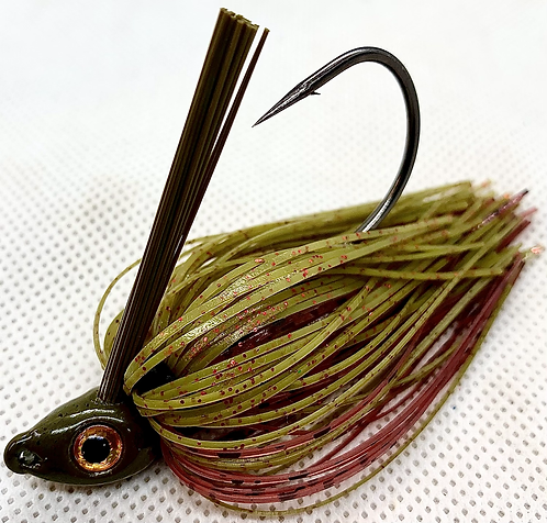 FSF Swim Jig*  Color: Game Changer 3/8oz.