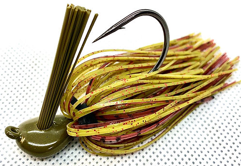 FSF Flippin Jig*  Color: Game Changer 1/2oz.