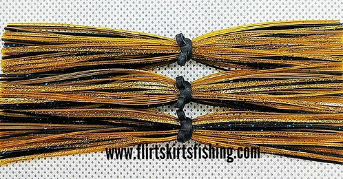 Flirt Skirts Replacement Skirts 3pk. Color: Okie Craw