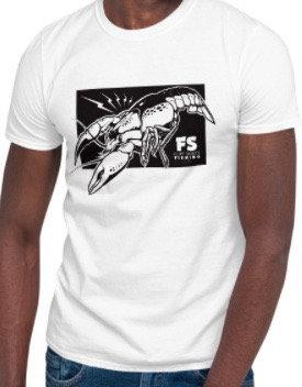 FSF Short Sleeve T-Shirt Size: XL White