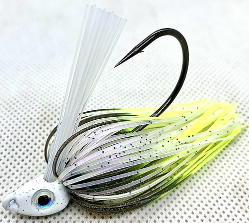 FSF Swim Jig*  Color: McNasty 2.0 3/8oz.