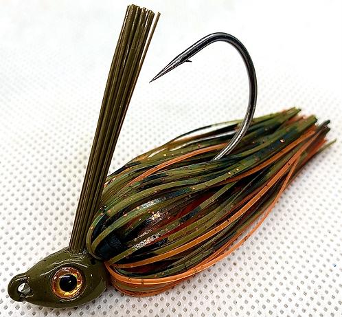 FSF Swim Jig*  Color: AZ Craw 3/8oz.