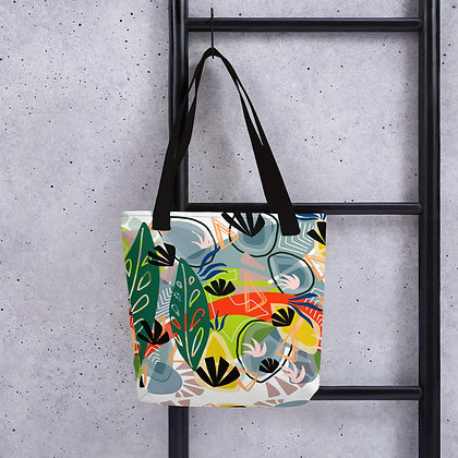 Tropical Thoughts Tote bag