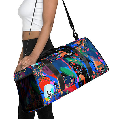 Floating in a Dream Duffle bag