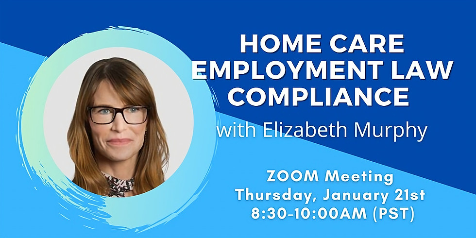Home Care Employment Law Compliance
