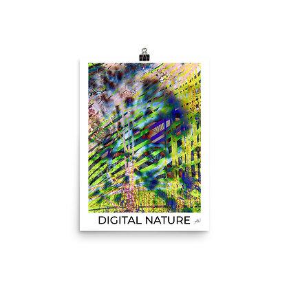 Digital Nature Poster