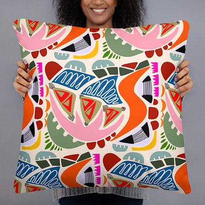 My Modern Tribe Basic Pillow