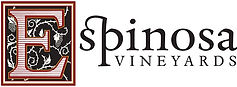 This is our Espinosa Vinyards Logo