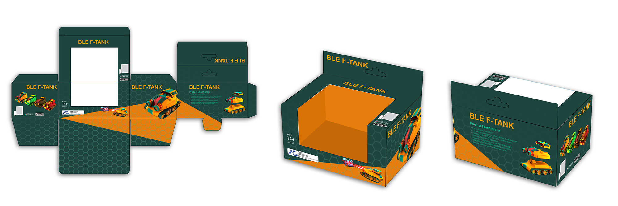Package_WiFi Tank