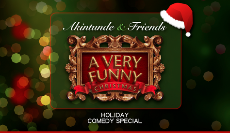 A Very Funny Christmas debuts in national television syndication