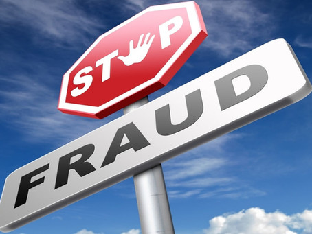 Our Fight Against Fraud