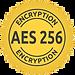 aes 256 encryption logo