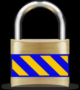 sha256 lock icon