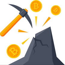 What is Bitcoin mining ?