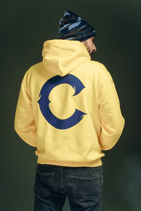 """""""C"""" LEMON HOODIE"""