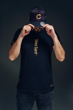 """""""TN"""" Black Gold T-shirt"""