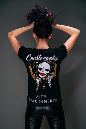 """""""SPEAK DINERO ?"""" T-shirt"""
