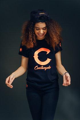 """""""C"""" Neon Orange"""