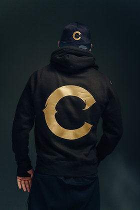 """""""C"""" GOLD HOODIE"""