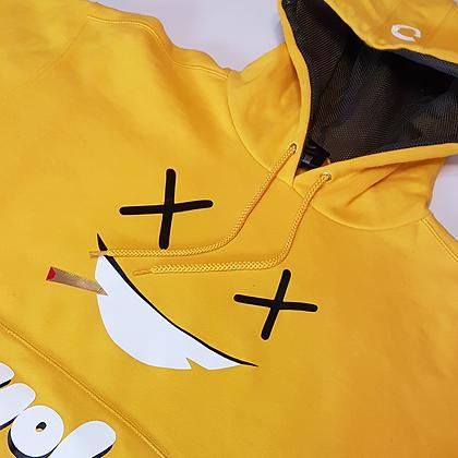 YOLO-Yellow Hoodie