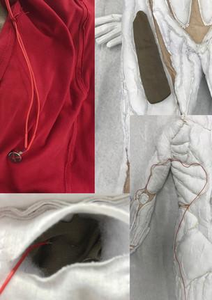 Body Suit - 2 - Muscle Structure - Development