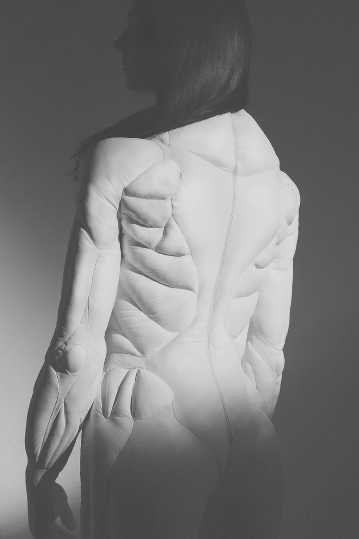Body Suit 2 - Muscle Structure