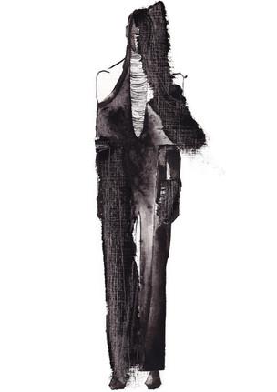 Outfit 4 - Zeichnung