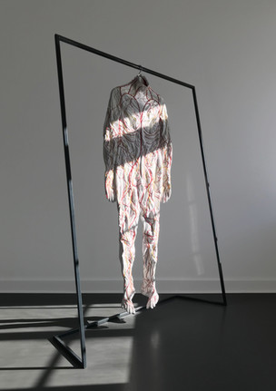 Body Suit 3 - Vein-Nerve System - Details
