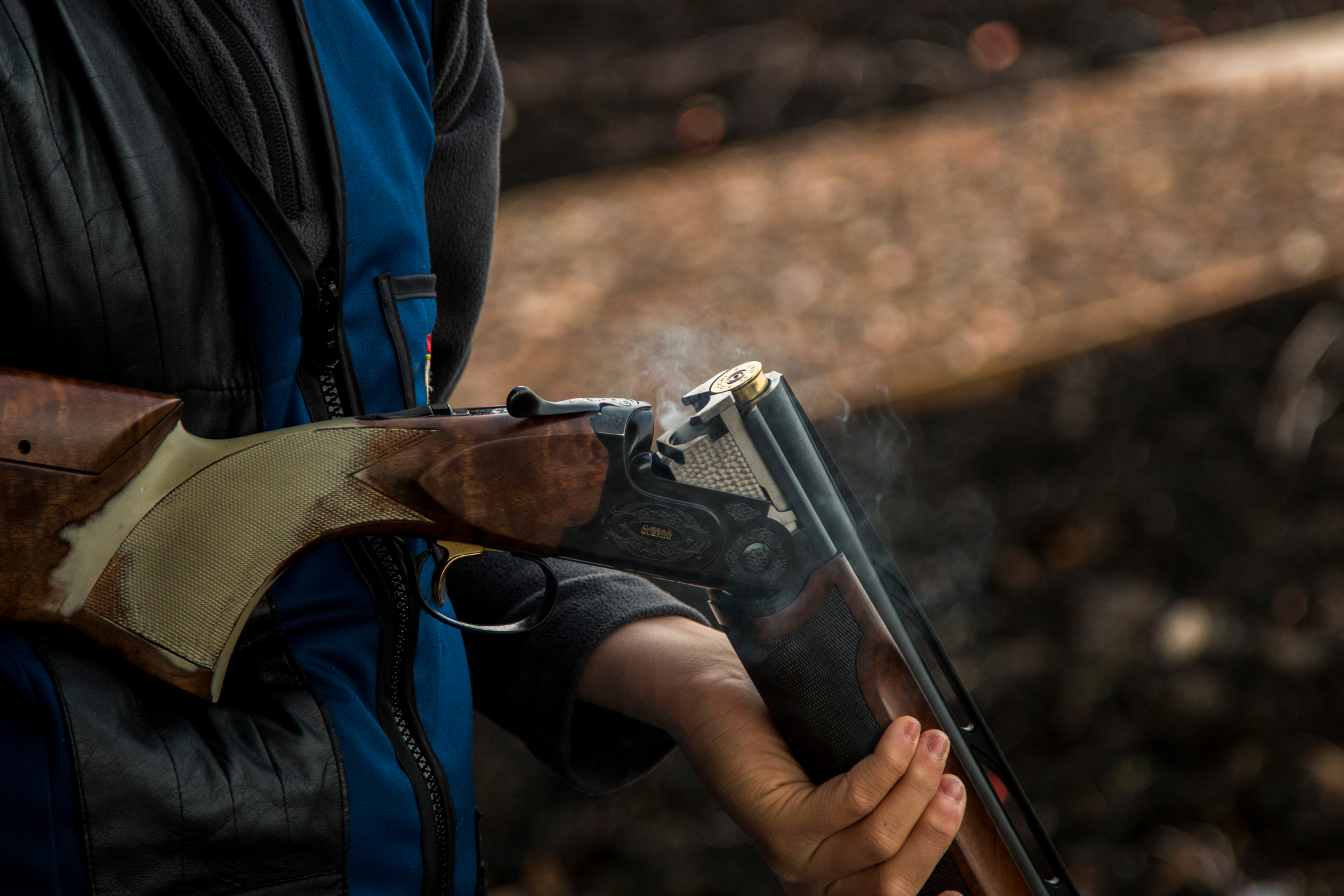 1 x 100 Clay Shooting Session