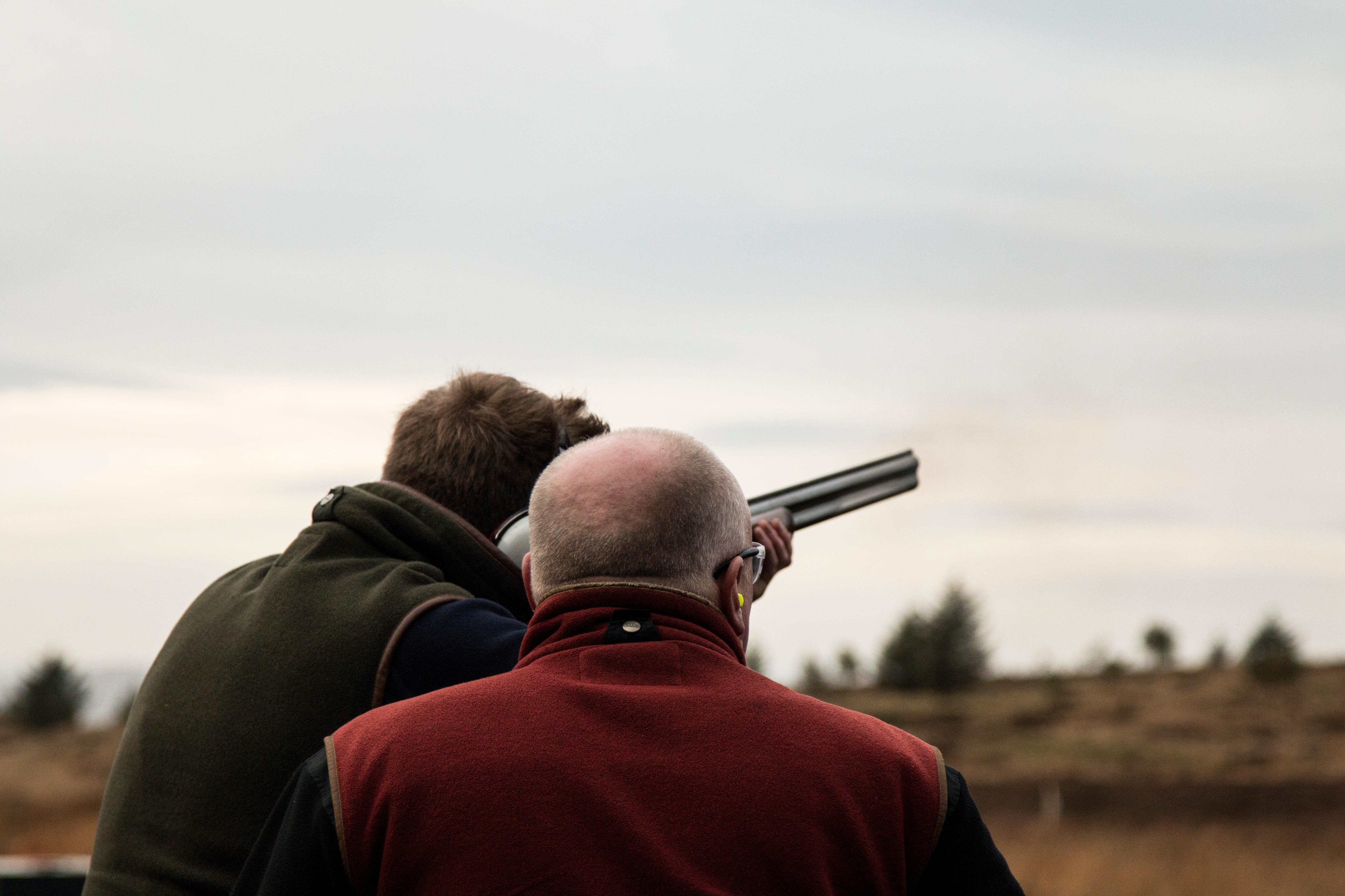 1 x 50 Shooting Session