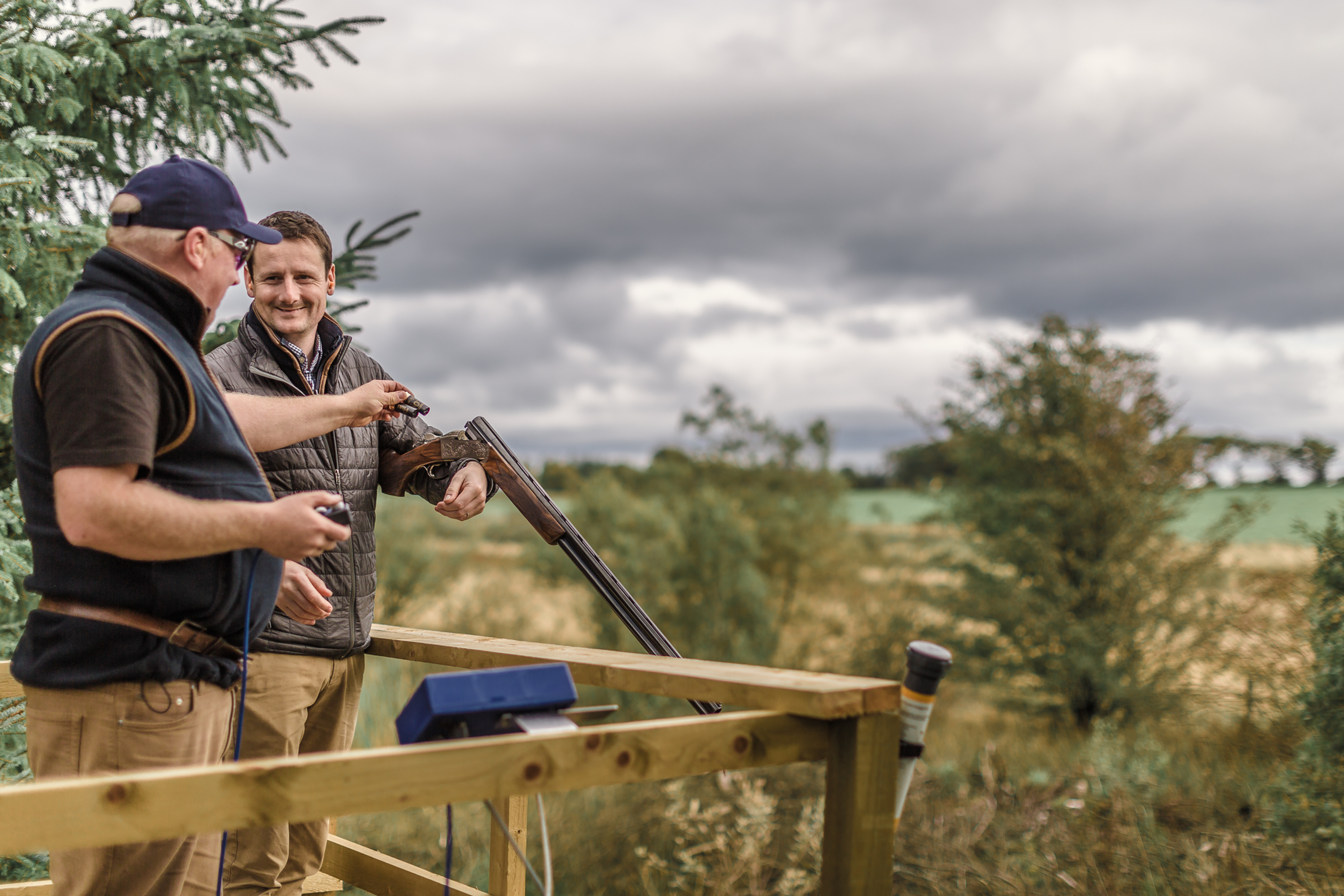 £45 for 2 x25 Clay Shooting Sessions