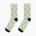 Shifty Cat socks