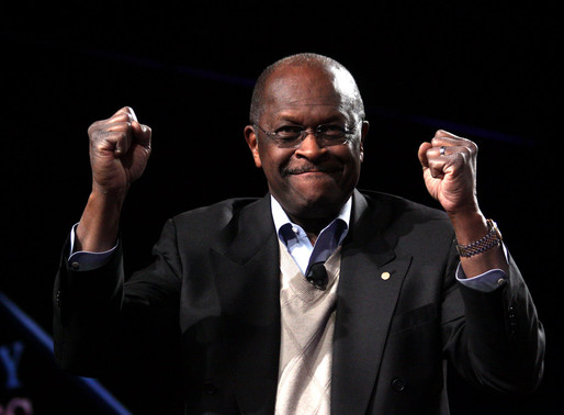 Herman Cain Remains Hospitalized One Month After Coronavirus Diagnosis