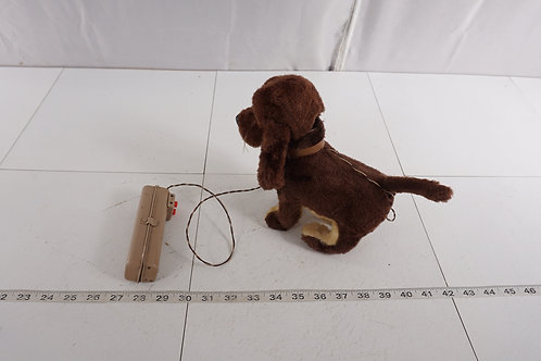 1950s Battery Operated Dog - Made In Japan